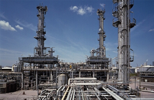 Refinery located in Sidi Arcine (Baraki, Algiers).