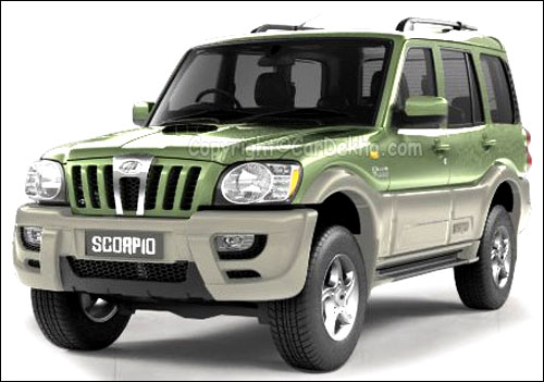 Why Mahindra car names end with an 'O'