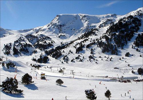 Grandvalira ski resort.
