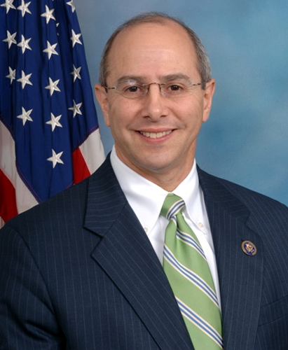 US Congressman Charles Boustany.