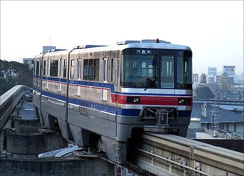 Osaka Monorail.