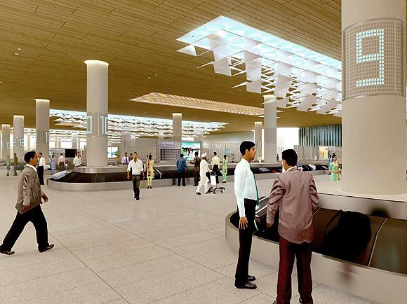 Mumbai airport's stunningTerminal 2