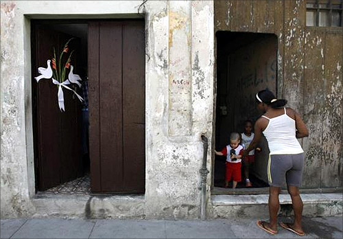 A peek into Cuba's housing facilities