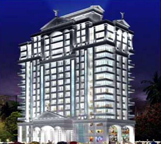 Bhumi Raj shopping complex.