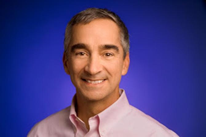 Google Chief Financial Officer Patrick Pichette.
