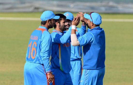 'Only runs and wickets will get me into the Indian team'