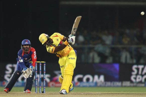 IPL PHOTOS: Smith, Raina guide Chennai to convincing win over Delhi