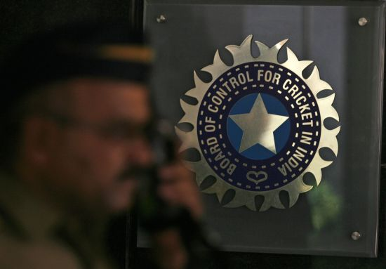 The Board of Control for Cricket in India headquarters.