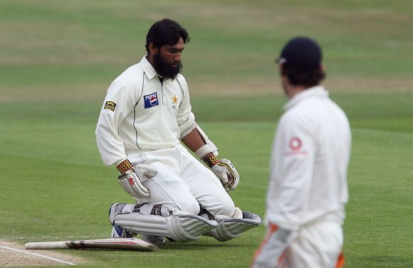 Mohammad Yousuf, formerly Yousuf Youhana.