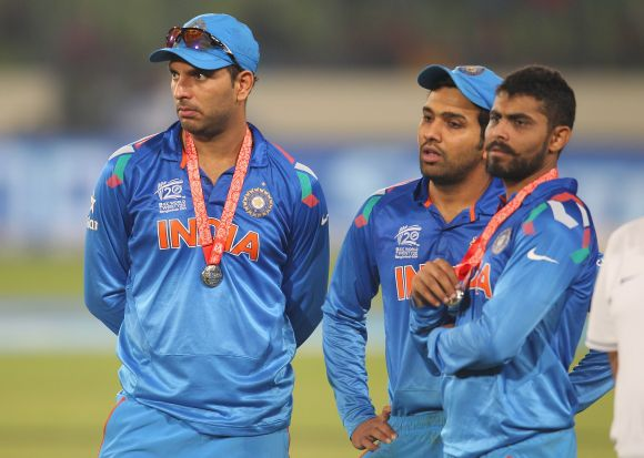 'Yuvraj is India's greatest match-winner'