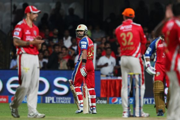'RCB paying the price for not playing as a unit'