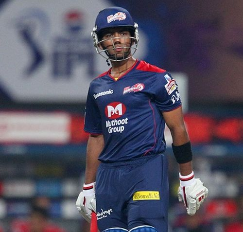 Unmukt Chand had a disappointing IPL 6.