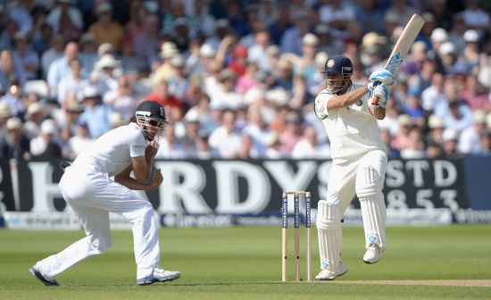 Rediff Cricket - Indian cricket - Stats: Dhoni's record in England improves