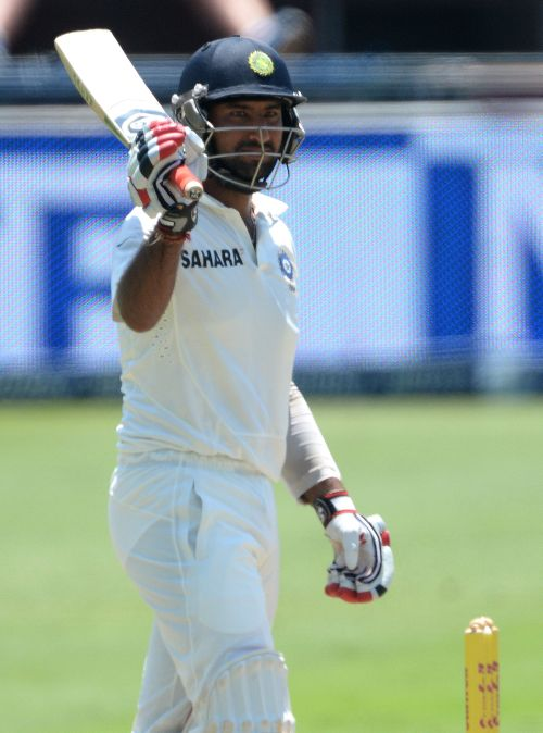 Pujara can definitely make a mark in ODIs, says Dravid