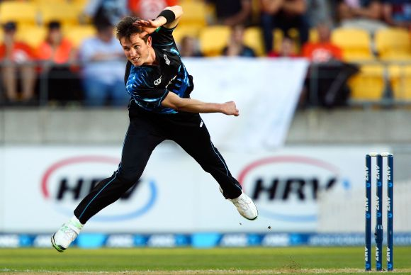 Rediff Cricket - Indian cricket - New Zealand recall fit-again trio for Champions Trophy