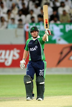 Ireland beat Zimbabwe in last-ball thriller in World T20