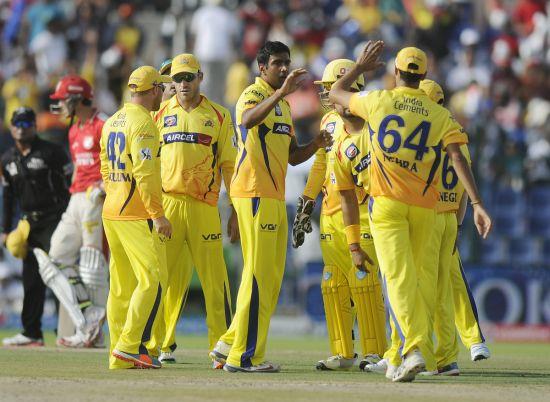 Ravichandran Ashwin celebrates after picking a wicket