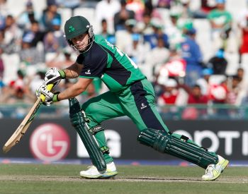 Ireland prevail over UAE in rain-affected match