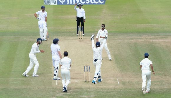 PHOTOS: Jadeja's heroics put India on course for victory at Lord's