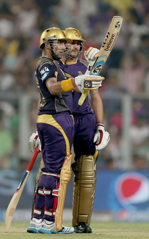 IPL PHOTOS: Clinical Kolkata edge past Chennai