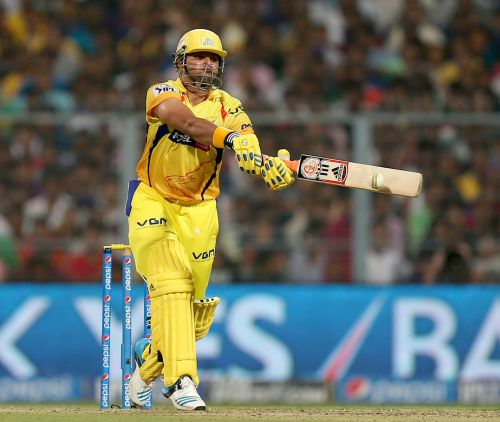 Stats: Raina continues to be top run-getter in IPL