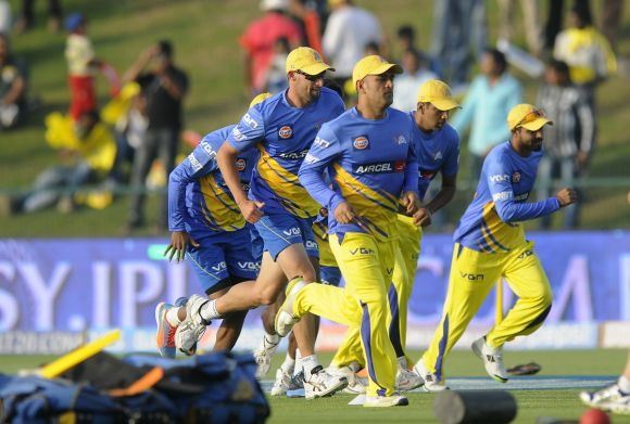 Confident Chennai face battered Rajasthan