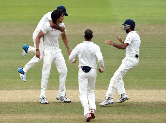 Rediff Cricket - Indian cricket - No one appreciates my efforts other than team-mates: Ishant