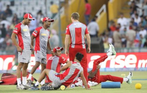 KXIP look to consolidate top position in inconsequential tie