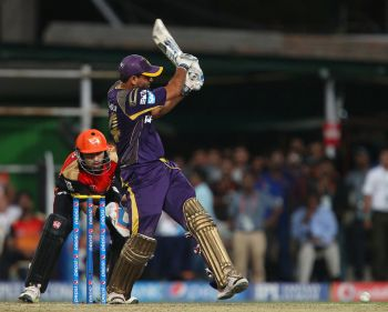 Yusuf's blitz powers Kolkata to second place