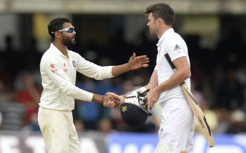 BCCI miffed at fine imposed on Jadeja