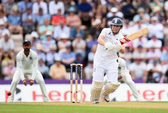 Gary Ballance of England