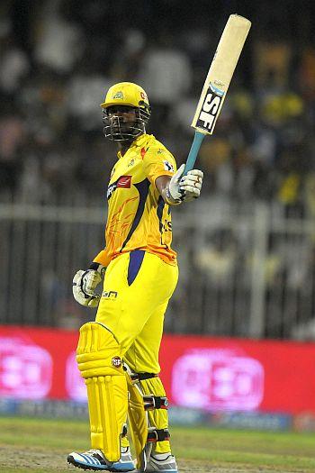 Chennai beat Sunrisers to register fourth straight win