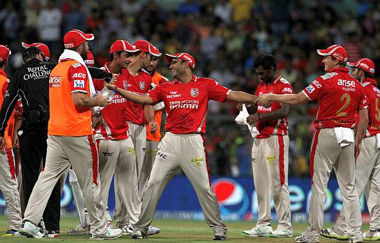 IPL PHOTOS: Sehwag guides Kings past Super Kings to maiden IPL final