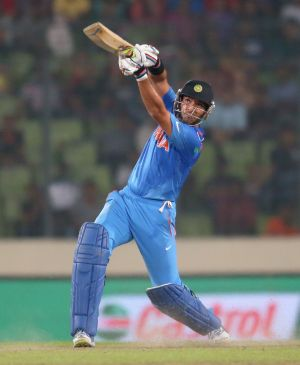 Yuvraj finds form as India pile misery on Australia