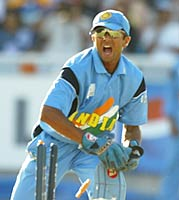 Rahul Dravid would rather not have the job