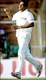 The Best: Anil Kumble