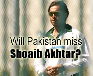 Will Pakistan miss Shoaib Akhtar?