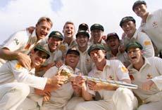 Australia win the ICC Test World Championship