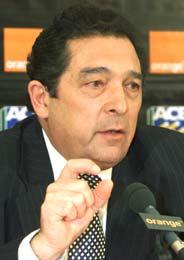 Dr. Ali Bacher
