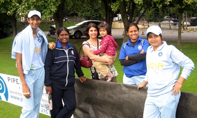 India women's cricket team players