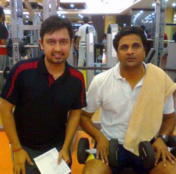 Spotted: Javagal Srinath in Bangalore