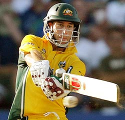 Twenty20 is not only about hitting fours and sixes :  Former Australia batsman Michael Bevan,