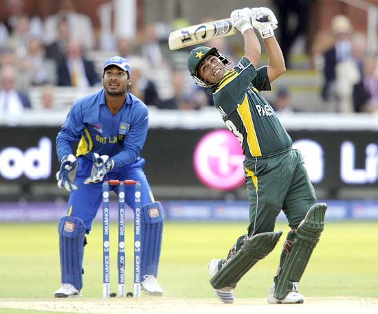 Kamran Akmal played a wonderful innings of 37 off 28 balls