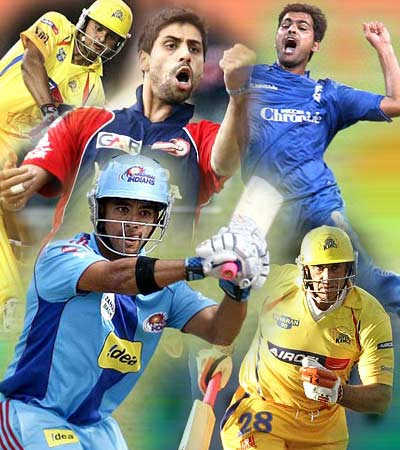 Top 'lefties' in the IPL