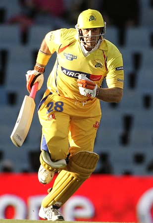 Matthew Hayden