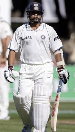 Sachin@20: 'Don't quit till you're convinced'