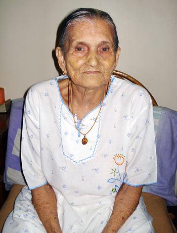 Mary Serrao