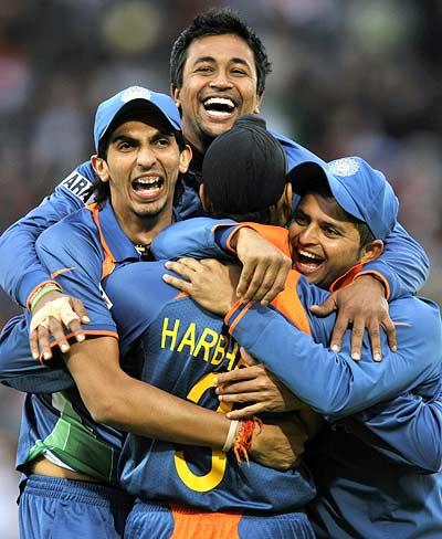 India A cricket team