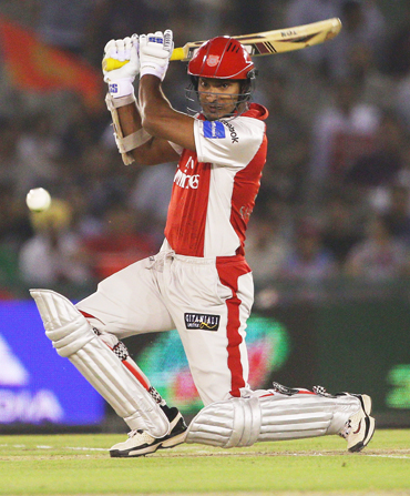 Kumar Sangakkara of the Punjab