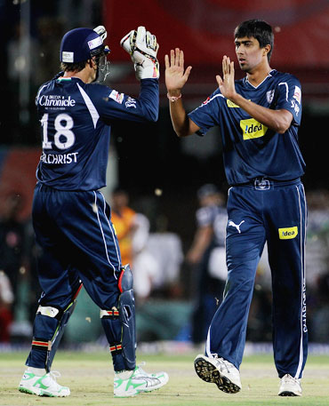Rahul Sharma picks up Sangakkara